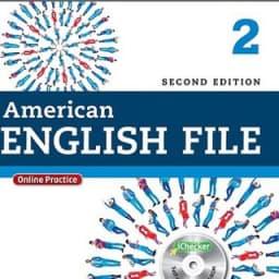 دورۀ رایگان آموزش انگلیسی با کتاب American English File