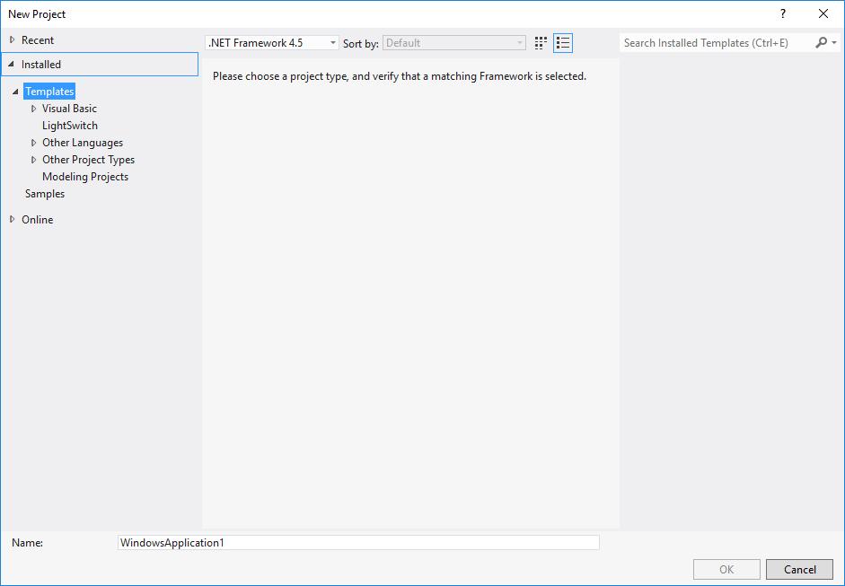 4. آموزش برنامه نویسی به زبان ساده . آشنایی با محیط نرم افزار مایکروسافت ویژوال استودیو 2012