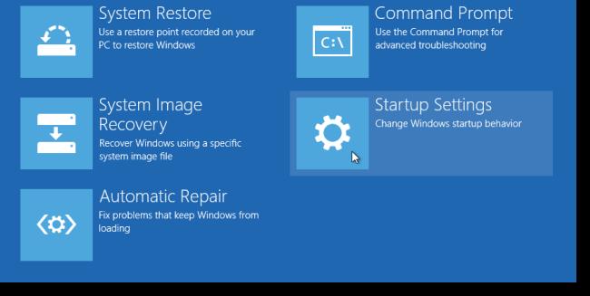رفع مشکل Blue Screen در ویندوز 10 . آموزشگاه رایگان خوش آموز