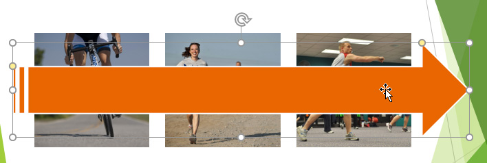 18. تراز کردن (Aligning)، مرتب سازی (Ordering)، و گروه بندی (Grouping) اشیاء در پاور پوینت 2016