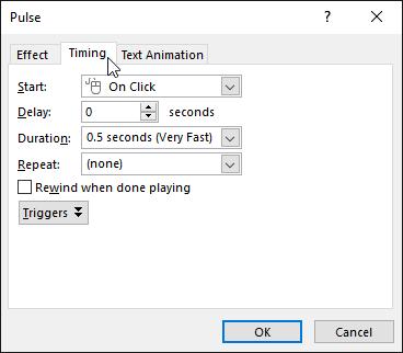 19. انیمیشن متن و اشیاء (Animating Text and Objects) در پاور پوینت 2016