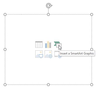 24. گرافیک های SmartArt در پاور پوینت 2016