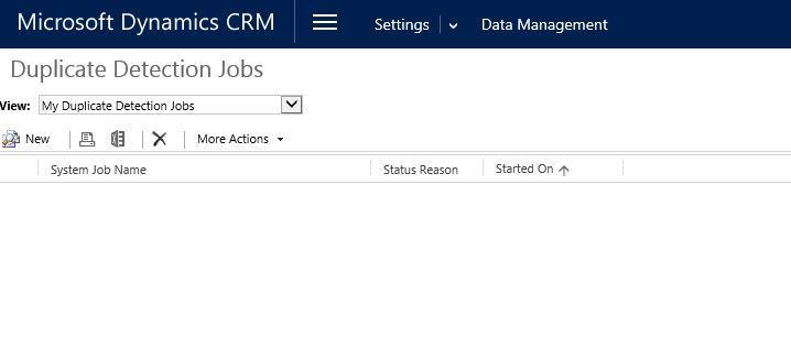 آموزش مایکروسافت CRM 2016 - ایجاد Job ها برای Duplication Detection Rule ها . آموزشگاه رایگان خوش آموز