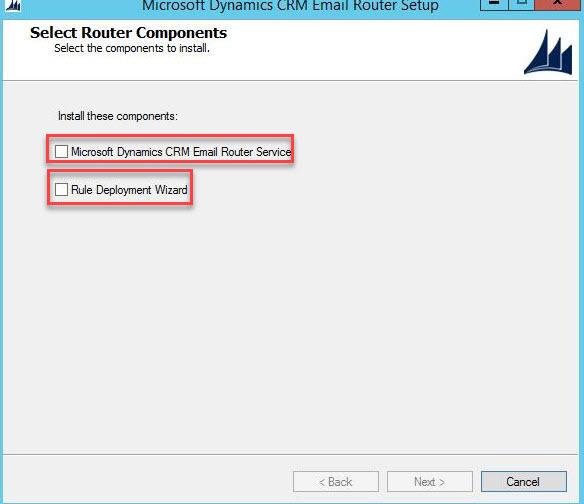 آموزش مایکروسافت CRM 2016 - نصب Email Router . آموزشگاه رایگان خوش آموز
