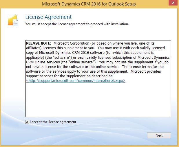 آموزش مایکروسافت CRM 2016 - ایجاد ارتباط بین Outlook و CRM . آموزشگاه رایگان خوش آموز