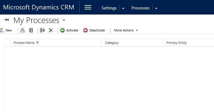 آموزش مایکروسافت CRM 2016 - آشنایی و ایجاد Workflow . آموزشگاه رایگان خوش آموز