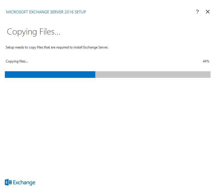 آموزش مایکروسافت exchange server 2016 - نصب Exchange Server . آموزشگاه رایگان خوش آموز