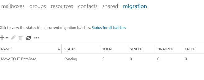 آموزش مایکروسافت exchange server 2016 - انتقال یا migrate دیتابیس Mailbox ها . آموزشگاه رایگان خوش آموز