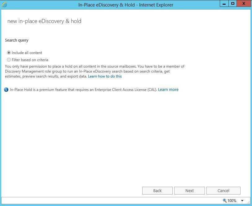 آموزش مایکروسافت exchange server 2016 - جستجوی ساده تر در mailbox ها متفاوت با یک اکانت . آموزشگاه رایگان خوش آموز