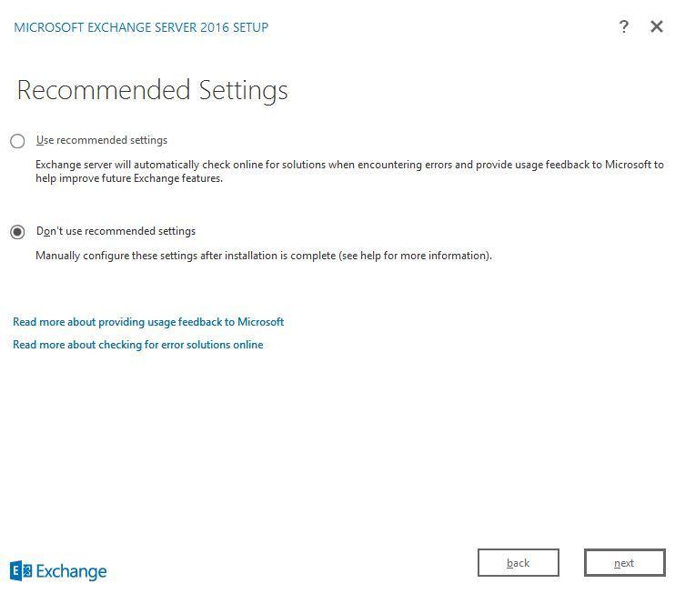 آموزش مایکروسافت exchange server 2016 - نصب رول Edge Transport servers . آموزشگاه رایگان خوش آموز