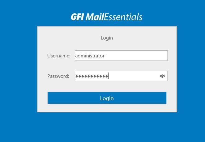 آموزش مایکروسافت exchange server 2016 - لاگین به gfi . آموزشگاه رایگان خوش آموز
