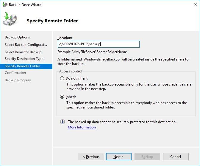 آموزش مایکروسافت exchange server 2016 - بک آپ گیری از ویندوز سرور . آموزشگاه رایگان خوش آموز