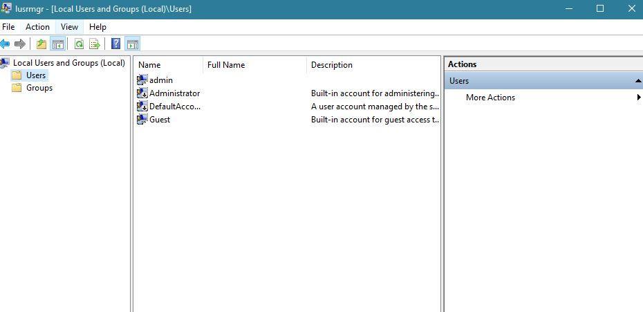 ایجاد user جدید در ویندوز . آموزشگاه رایگان خوش آموز
