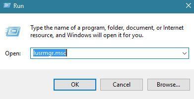 غیرفعال کردن User در ویندوز . آموزشگاه رایگان خوش آموز