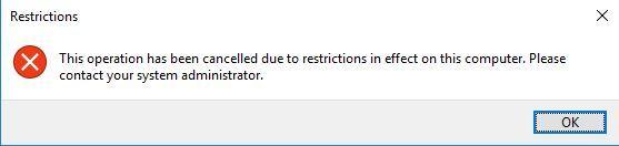حذف دکمه Shutdown، Restart، hibernate در ویندوز . آموزشگاه رایگان خوش آموز