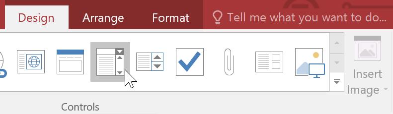 14. ایجاد فرمها (Forms) در اکسس 2016