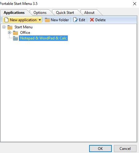 دسته بندی و دسترسی سریع به برنامه ها در ویندوز . آموزشگاه رایگان خوش آموز
