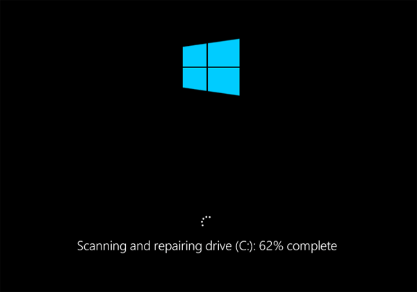 متوقف کردن Check Disk یا Chkdsk در زمان روشن شدن کامپیوتر . آموزشگاه رایگان خوش آموز