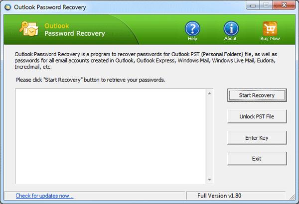 ریکاوری پسورد فایل PST اوت لوک  . آموزشگاه رایگان خوش آموز