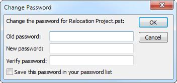 ریست کردن پسورد Outlook PST فایل . آموزشگاه رایگان خوش آموز