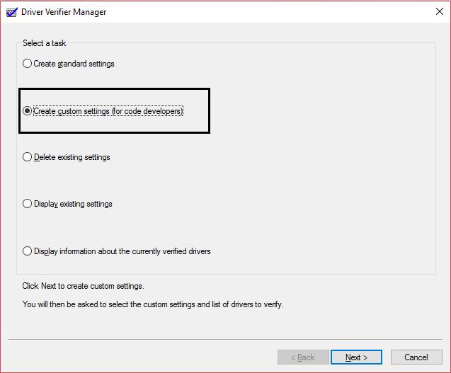 کاربرد Driver Verifier در ارورهای Blue Screen . آموزشگاه رایگان خوش آموز