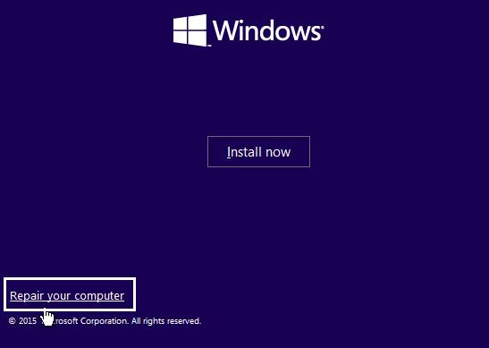 برطرف کردن ارور Windows Kernel event ID 41 error . آموزشگاه رایگان خوش آموز