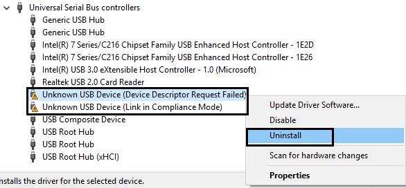 برطرف کردن ارور This Device Is Not Configured Correctly (Code 1) . آموزشگاه رایگان خوش آموز
