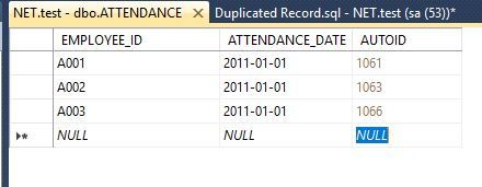 آموزش حذف رکوردهای تکراری در جداول SQL Server . آموزشگاه رایگان خوش آموز