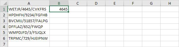 چگونه از ویژگی Flash Fill در اکسل استفاده کنیم؟
