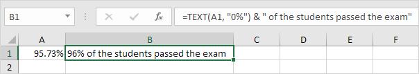 چگونگی تبدیل فرمت عددی به فرمت متنی در اکسل