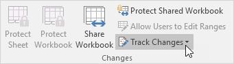 چگونگی به اشتراک گذاری یک فایل اکسل در بین افراد مختلف