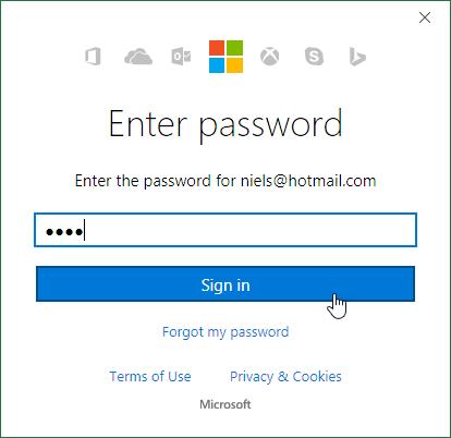چگونگی ذخیره سازی فایلهای اکسل در فضای ابری مایکروسافت با نام OneDrive