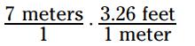 برآورد و تبدیل بین سیستم انگلیسی و متریک