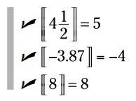 عملیات در جبر (Operations in algebra)