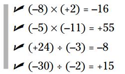 عملیات با اعداد علامت دار (Signed Numbers)