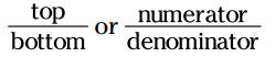 تکه تکه کردن اعداد و متصل کردن دوبارۀ آنها