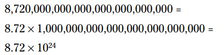 توان ها (Exponents)