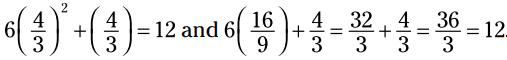 حل کردن معادلات درجه دوم دارای سه جمله