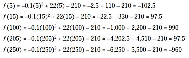 کاربردهای معادلات درجه دوم