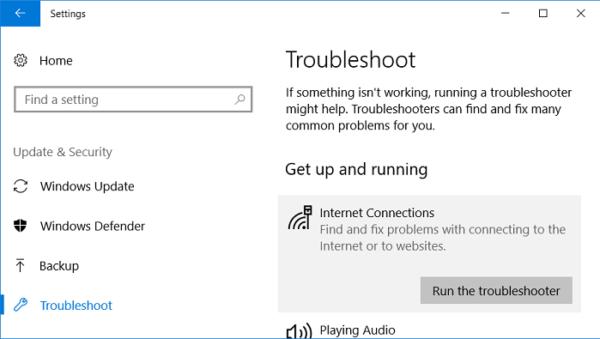 رفع خطای DNS Server might be unavailable در ویندوز . آموزشگاه رایگان خوش آموز