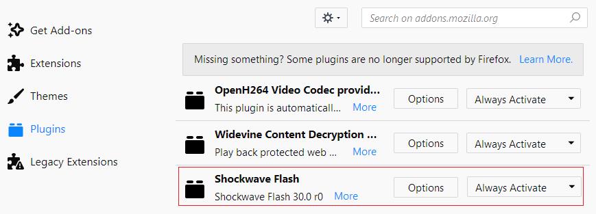 فعال کردن Adobe Flash Player در مرورگرهای Chrome، Firefox، Edge، Inetrnet Explorer . آموزشگاه رایگان خوش آموز