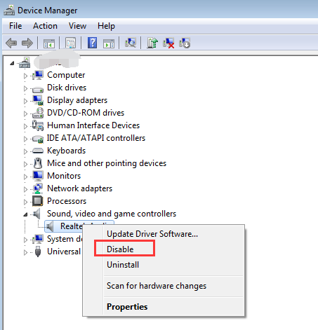 رفع مشکل مصرف بالای CPU توسط ravbg64.exe در ویندوز . آموزشگاه رایگان خوش آموز