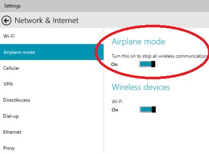 برطرف کردن مشکل Unidentified network در ویندوز . آموزشگاه رایگان خوش آموز