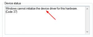 رفع ارور Code 37 در Device manager ویندوز برای درایورها . آموزشگاه رایگان خوش آموز