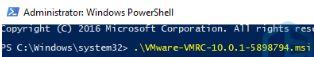 رفع ارور Failed to install the hcmon driver هنگام نصب محصولات Vmware در ویندوز . آموزشگاه رایگان خوش آموز