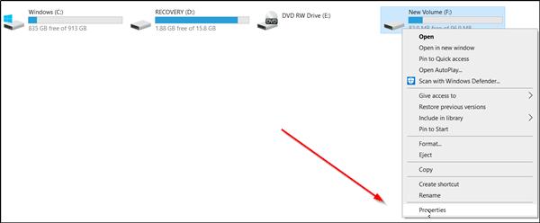 چگونه Virtual Drive یا VHD را در ویندوز حذف کنیم . آموزشگاه رایگان خوش آموز