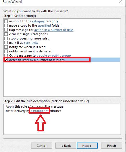 ارسال ایمیل با Delay در outlook . آموزشگاه رایگان خوش آموز