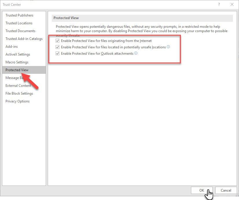 حل خطای Microsoft Excel cannot open or save more documents because there is not enough available memory or disk space