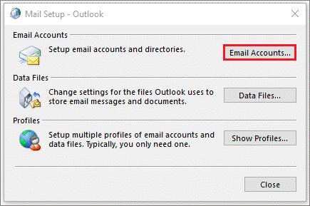 رفع ارور We couldn't create the Outlook data file در اوت لوک . آموزشگاه رایگان خوش آموز