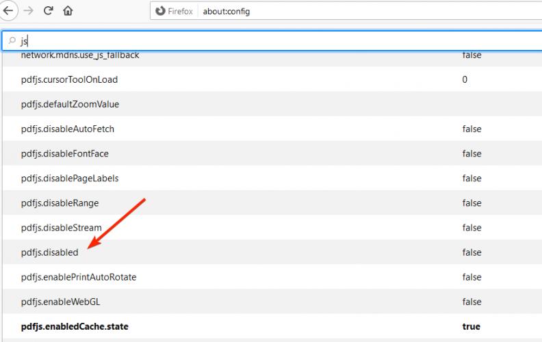 رفع ارور This PDF document might not be displayed correctly هنکام باز کردن فایل های pdf در موزیلا فایرفاکس . آموزشگاه رایگان خوش آموز